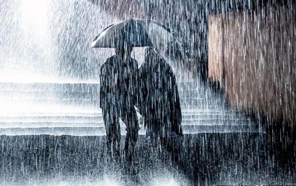 Meteorolojiden 6 il için sel uyarısı