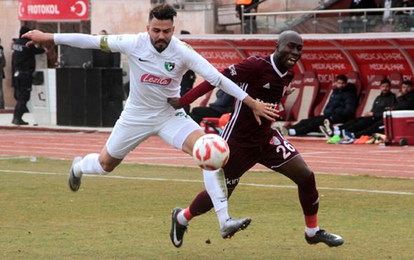 Elazığspor Denizlispor'u 1-0 mağlup etti