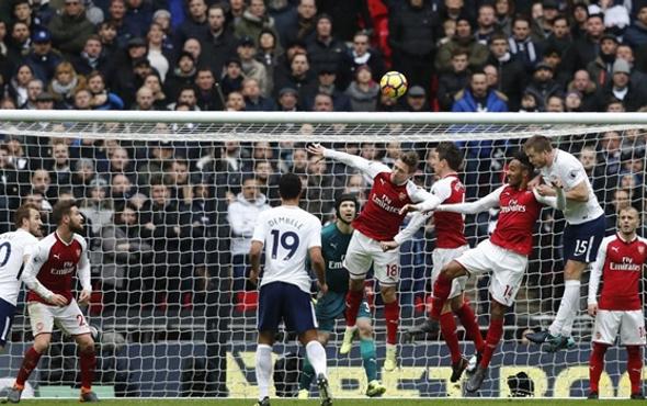 Londra derbisini Tottenham kazandı