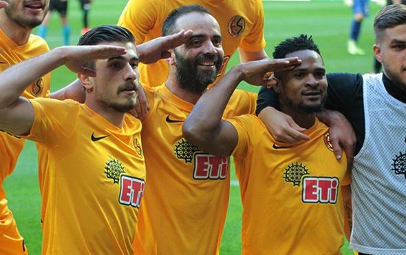 Eskişehirspor Giresunspor'u rahat devirdi
