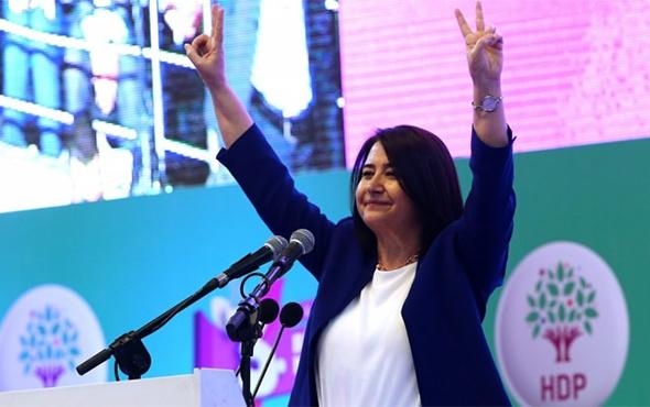 HDP'li Serpil Kemalbay gözaltına alındı!