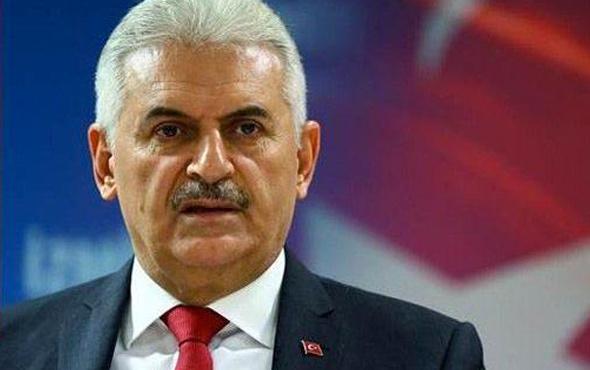 Başbakan Yıldırım'dan Çipras'a telefon