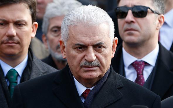 Başbakan Yıldırım'dan Yunanistan açıklaması