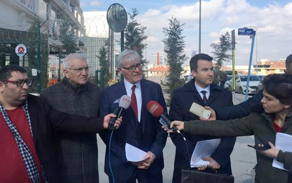 Vatan Partisi'nden flaş HDP başvurusu