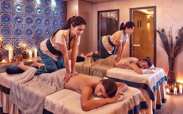Bu masaj bedeni ve ruhu şifalandırıyor! 14 Şubat'a özel...