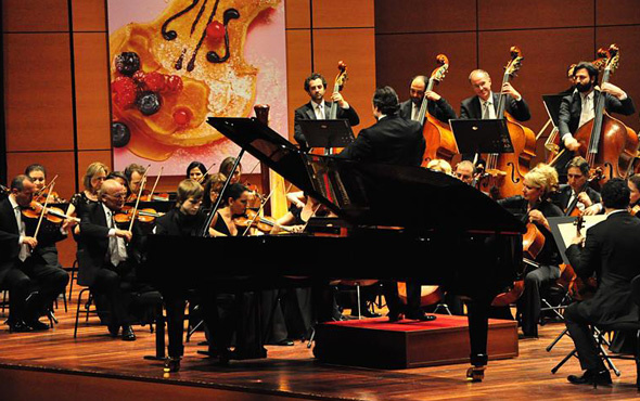 İstanbul Müzik Festivali 23 Mayıs'ta başlayacak