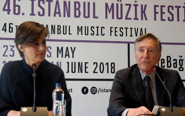 46. İstanbul Müzik Festivali 23 Mayıs'ta başlıyor