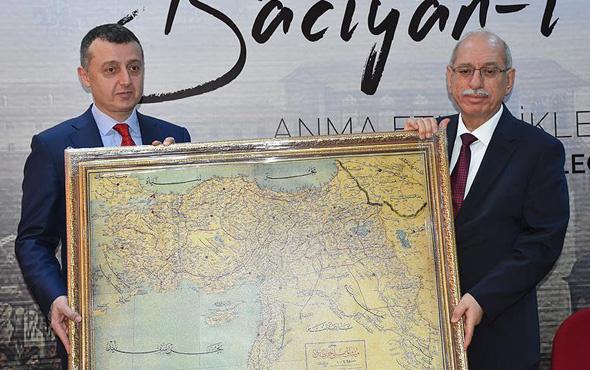 'Osmanlı Devleti Atlası' yeniden hazırlanıyor