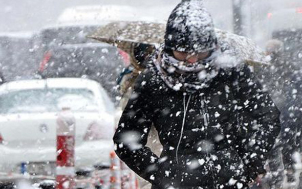 Bolu kar yolları kapattı son hava durumu