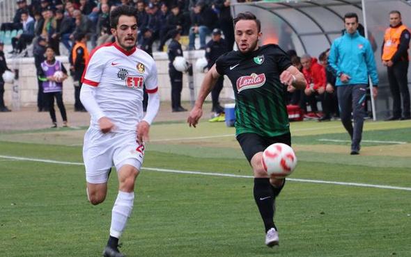 Eskişehirspor galibiyeti hatırladı!