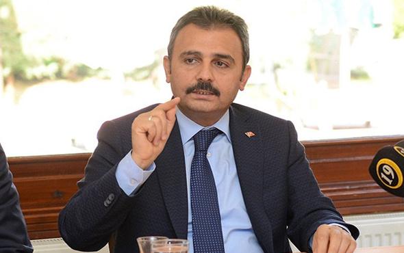 İstifa eden AK Partili başkanın yerine gelen isim belli oldu