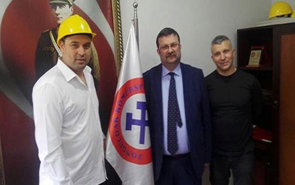 Fatih Akyel Zonguldak Kömürspor'a imza attı