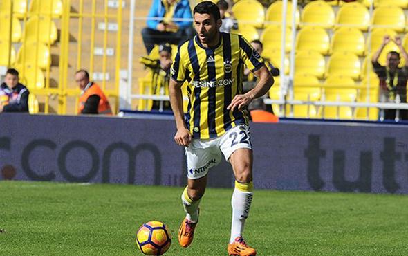 Fenerbahçe'ye İsmail Köybaşı'ndan kötü haber
