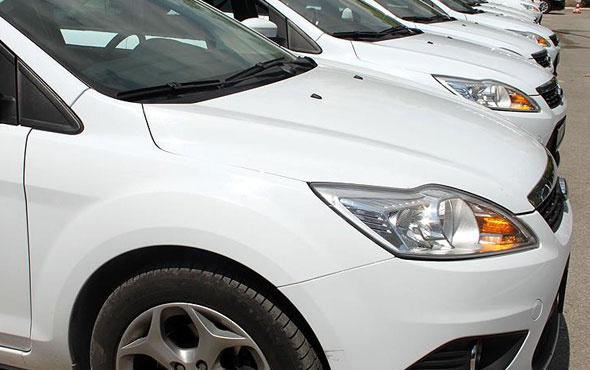 Kiralık araç firmalarına 4 milyon lira ceza