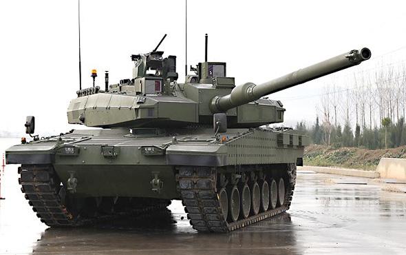 Altay tankı seri üretimi ihalesinde Otokar'dan son teklif