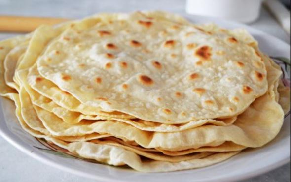 Bir lavaş ekmeği kaç kalori-Kalori hesaplama cetveli