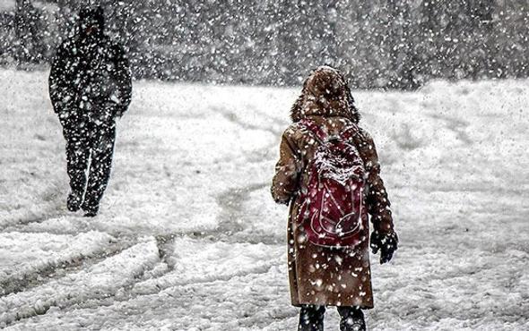 Sakarya'da okullar bugün tatil mi Valilik kararı