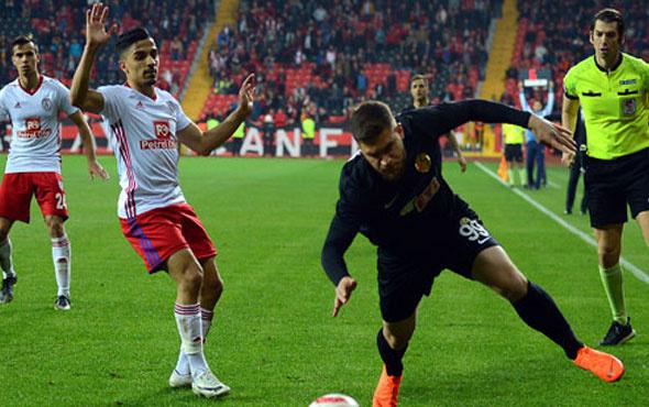 Altınordu deplasmanda Eskişehirspor'u yendi