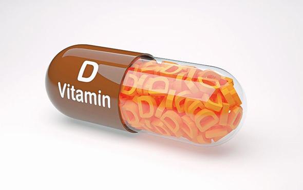 Enfeksiyon risklerine karşı D vitamini değerlerine dikkat edilmeli!