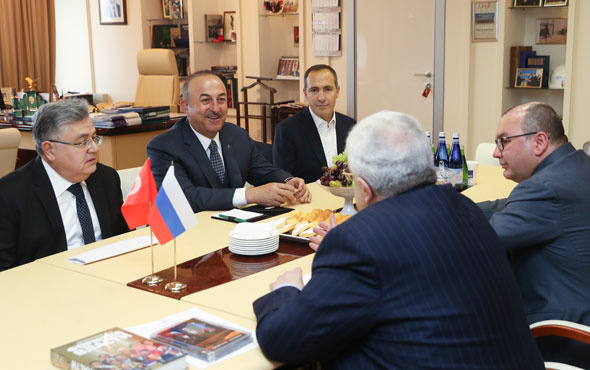 Çavuşoğlu: Türkiye ile ABD arasındaki ilişkiler kopma noktasında...