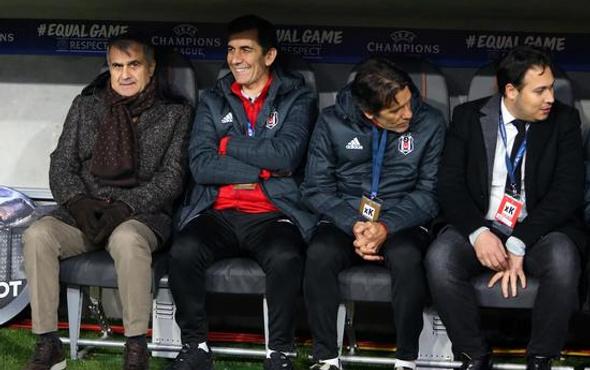 Şenol Güneş'ten iddialı Bayern Münih çıkışı