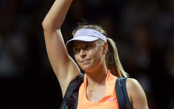 Maria Sharapova'dan Rusları çıldırtan paylaşım