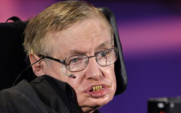 Fizikçi Stephan Hawking hayatını kaybetti Stephan Hawking kimdir hastalığı ne