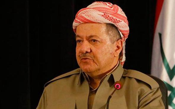 Barzani'den ilk açıklama! Erbil ve Bağdat arasında...