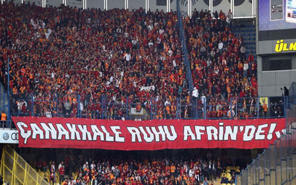 Galatasaray'dan taraftarına teşekkür