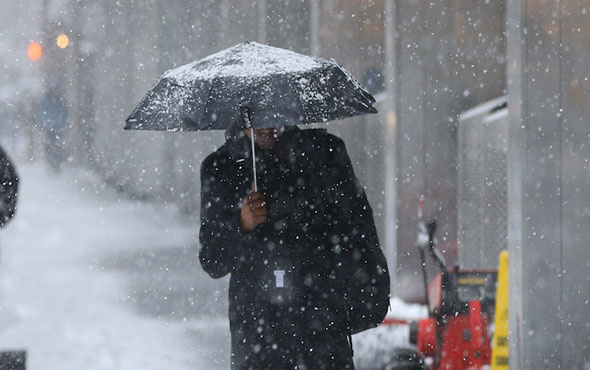 Kırklareli hava durumu kar bitti dona dikkat!