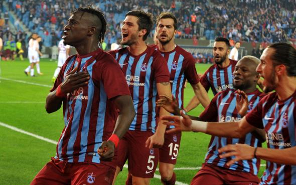 Trabzonspor'un Galatasaray kadrosunda kimler var?