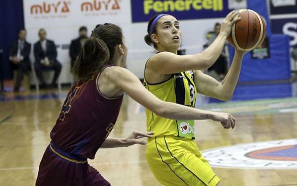 Basketbolda nefes kesen maç Fenerbahçe'nin