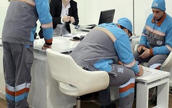 Taşeron işçi sınavı yazılı-sözlü sınav baraj puanı
