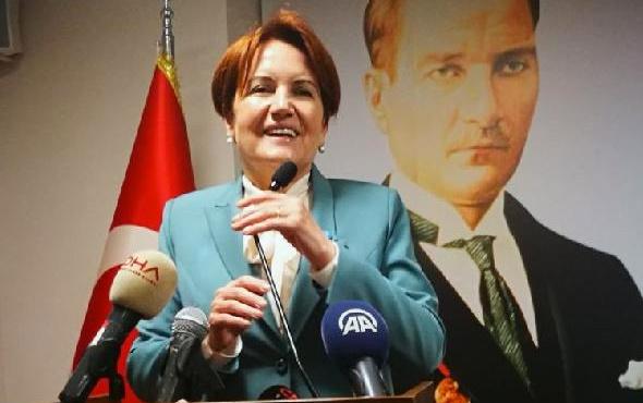 Akşener'den Erdoğan'a: Azıcık evinde otur dinlen