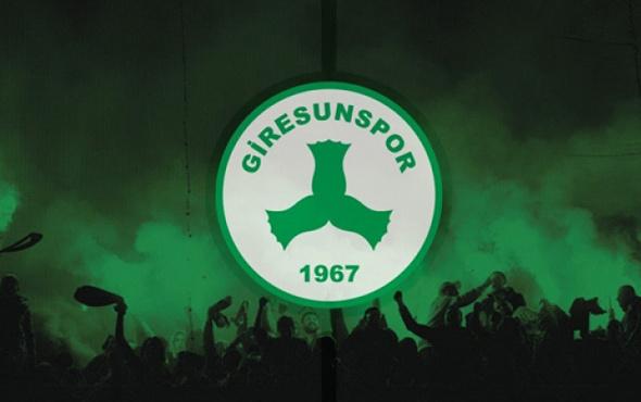 Giresunspor Metin Diyadin ile 2'de 2 yaptı