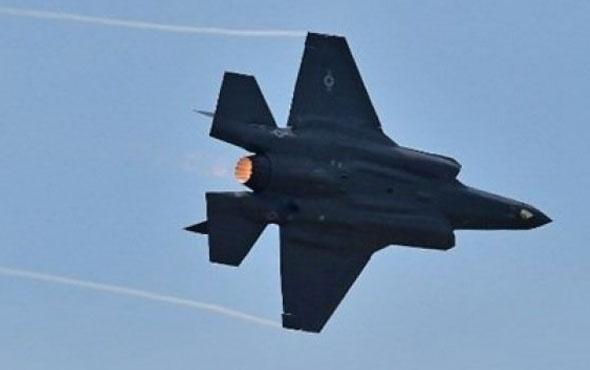 Pentagon F-35'lerin teslimatını durdurdu