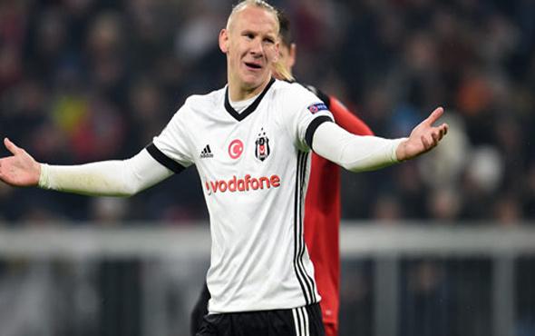 Beşiktaş'ta Vida şoku! Dönüyor mu?