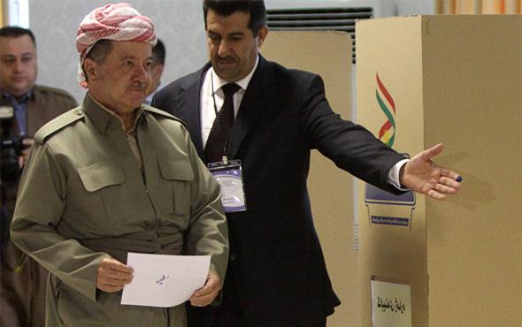 IKBY'de seçim propagandası başladı