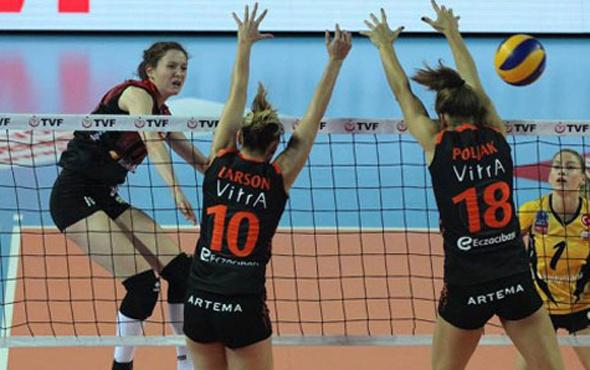 Vestel Venus Sultanlar Ligi'nde final serisi başlıyor