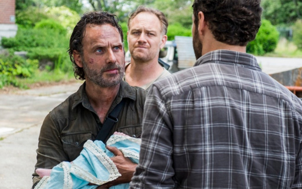 The Walking Dead 8.sezon 16.bölüm sezon finali