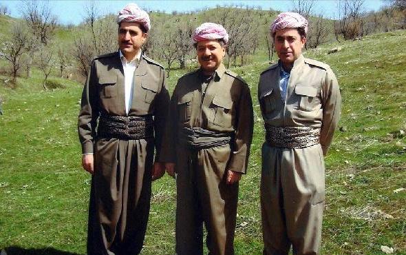 Barzani'yi üzen haber ikiz kardeşini kaybetti
