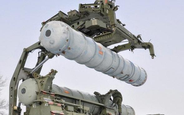 Rusya, S-400'leri teslim etmek için harekete geçti