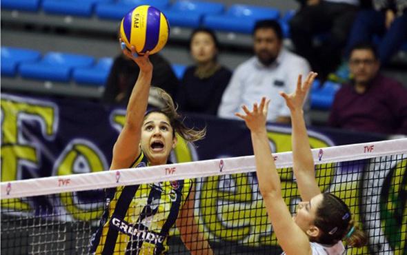 Natalia Pereira Fenerbahçe'den ayrıldığını açıkladı