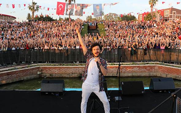 Buray'dan muhteşem 23 Nisan konseri