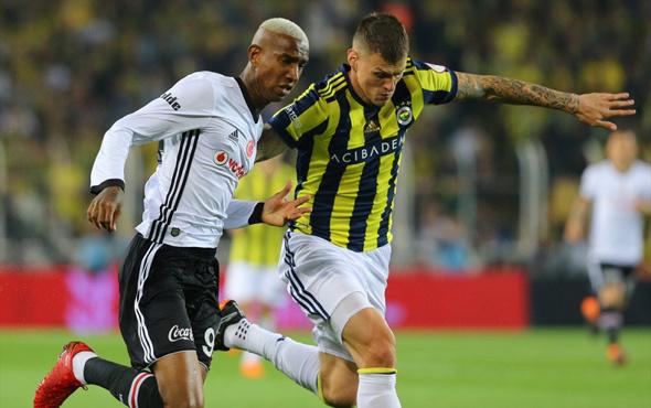Fenerbahçe Beşiktaş derbi tarihi belli oldu