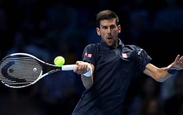 Djokovic Barcelona'ya veda etti!