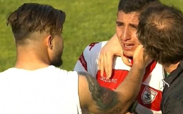 Efsane takım Samsunspor 2. lige düştü