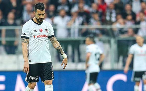 Beşiktaş'ta zorunlu değişiklik