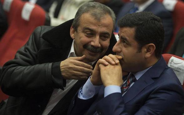 HDP'li Demirtaş ve Sırrı Süreyya Önder'e hapis şoku!