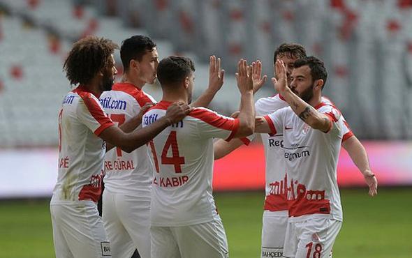 Antalyaspor'da sarı alarm